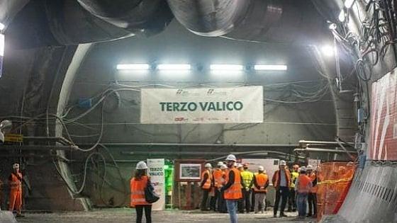 Terzo Valico,Toninelli: l'opera vada avanti, il recesso costerebbe 1,2 mld