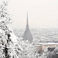In arrivo la prima nevicata su Torino, attesi domani  sera 10 centimetri