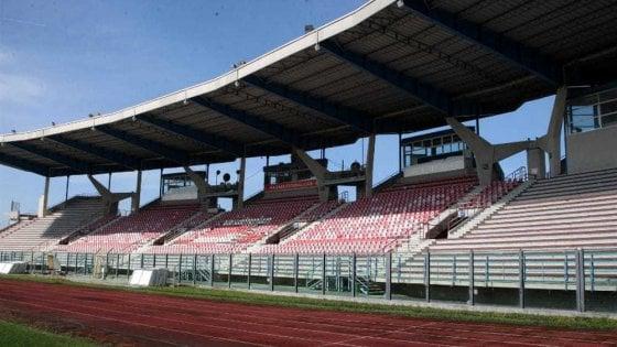 Serie C, la Pro Vercelli trova lo stadio di Piacenza chiuso e vince a tavolino 0-3
