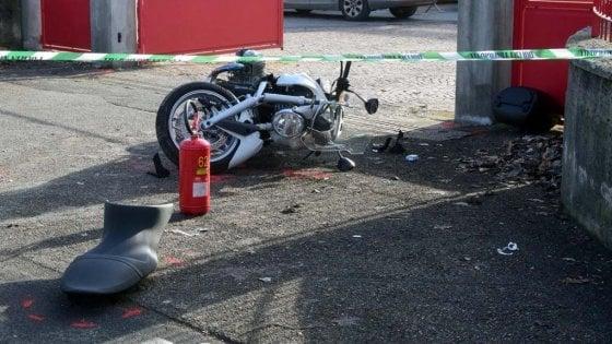 Biella motociclista sbatte contro un furgone che svolta morto a 66 anni - Aste immobili biella ...