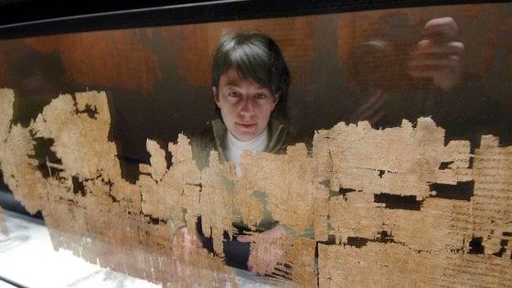 """Torino, il Mibac chiude il caso: """"Ecco perché è falso il Papiro di Artemidoro"""""""