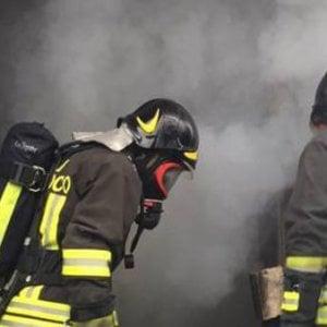 Giaveno,  non si accorge della fuga di gas e si accende una sigaretta: grave