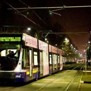 Torino: pedone urtato dal tram in Barriera di Milano, è in gravi condizioni