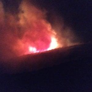 A fuoco boschi a Coazze e nel Canavese: scatta l'allarme incendi in Piemonte