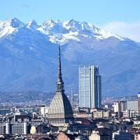 Il foehn pulisce l'aria di Torino