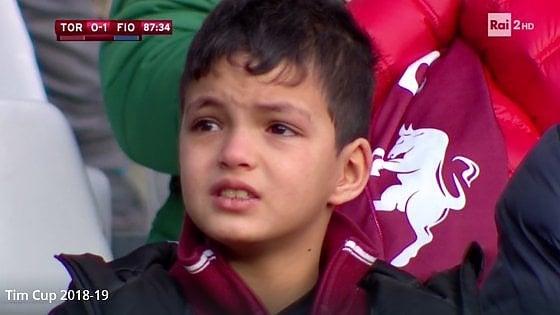 Fiorentina batte Toro, la lettera del piccolo tifoso viola a