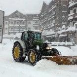 Addio alle promesse per  la prima vera nevicata dell'anno    (salvo Cuneese)