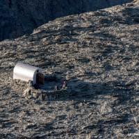 Il bivacco lunare ai piedi della Grivola vince il concorso fotografico del Gran Paradiso