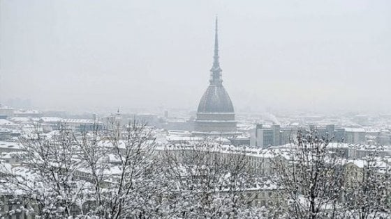 Conto Alla Rovescia Arriva La Neve Sul Piemonte Ma Su