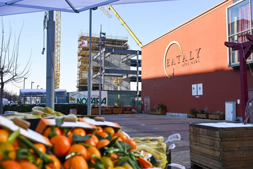 Torino, procedono rapidamente i lavori per il Green Park di Eataly