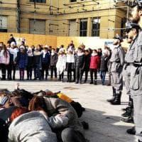 Rastrellamento nazista al mercato di Venaria Reale, per il Giorno della memoria