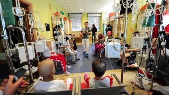 """Regina Margherita, l'ospedale """"va a casa"""" dei piccoli malati di tumore"""