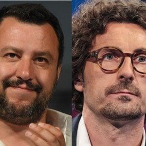 """Scontro Salvini - Toninelli sulla Tav. Il leghista: """"Non farla costerebbe 24 miliardi"""".  La replica: """"I nostri conti non corrispondono"""""""