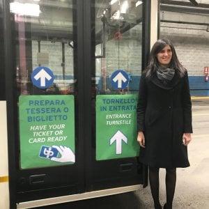 Torino, sui bus arrivano i tornelli: esordio a fine mese su due linee