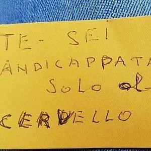 Torino, occupa  il parcheggio riservato ai disabili e insulta la mamma di una bambina che non può camminare