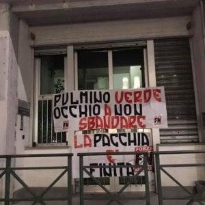 Torino,  minacce di Forza Nuova all'associazione che si  occupa di migranti