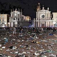 Piazza San Carlo, processi separati per la sindaca e i quattro rapinatori