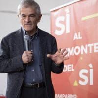 Torino, Chiamparino porta in consiglio la proposta di referendum sulla Tav