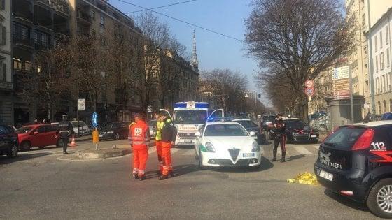 Torino, un uomo ucciso a coltellate in pieno centro. E' giallo
