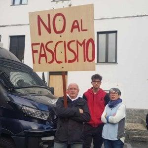 Mirafiori scende in piazza contro la nuova sede dell'associazione neofascista
