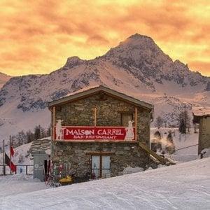 Dove l'inverno non sembra finire mai: La Rosière, Mont-Valaisan e La Thuile