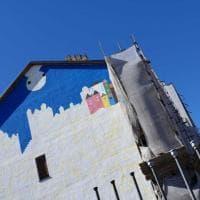 Collegno cambia colore, sei street artist per i palazzi della città
