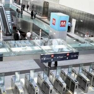 Due minuti e 17 secondi, torna alla normalità la metropolitana di Torino