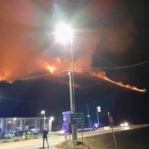 Piemonte, piromani all'attacco: bruciati 300 ettari di bosco, trovati due inneschi nel Torinese