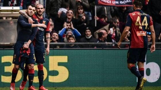 Genoa-Juventus 2-0, Sturaro e Pandev condannano i bianconeri al primo ko in campionato