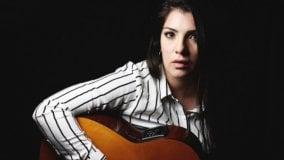 Cristiana Verardo live all'Off Topics    Le fotografie di Krzysztof Miller   di GABRIELLA CREMA