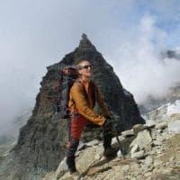 Alpinista precipita e muore sotto gli occhi del compagno in val di Lanzo
