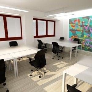 Torino, Nespolo disegna l'ufficio a regola d'arte