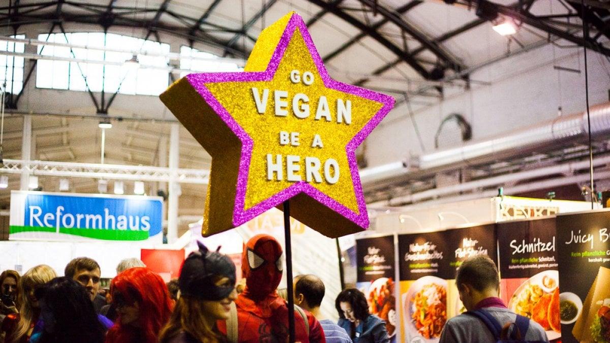 La fiera dei vegani sbarca in italia a torino un weekend per convincere anche i carnivori - Fiere per la casa ...