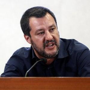 """Tav, Salvini boccia il referendum di Chiamparino: """"Non si può, ma andrei a votare domattina"""""""
