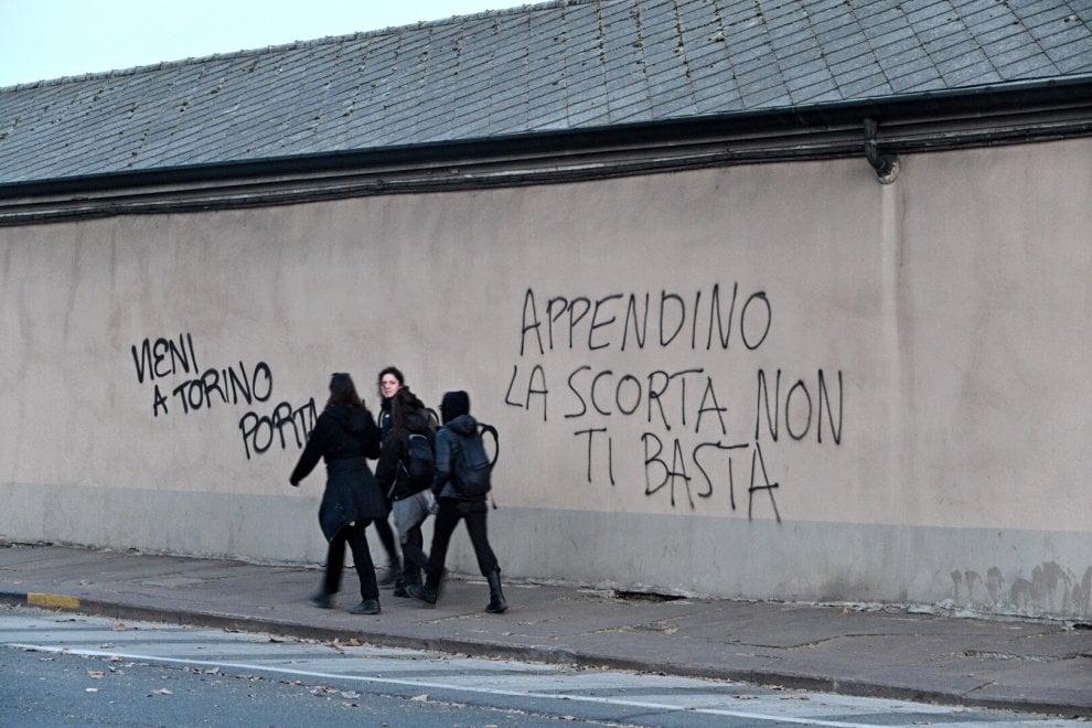 Le minacce ad Appendino