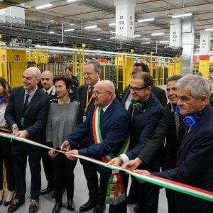 Amazon: 1200 assunzioni in tre anni nel secondo polo in Piemonte, servirà anche Francia e Svizzera