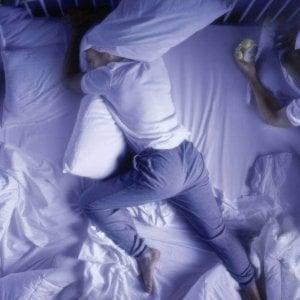 """Ad aprile è """"dolce dormire""""? Non per tutti"""