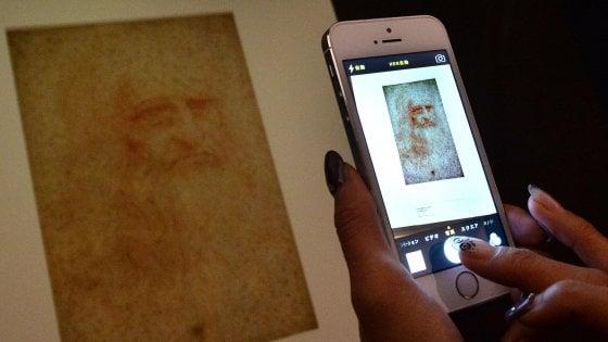 Torino inaugura l'anno di Leonardo, al via la mostra con protagonista l'Autoritratto