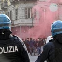 Gli hooligans dell'Ajax scendono su Torino, ma 53 di loro già stati rispediti ad Amsterdam