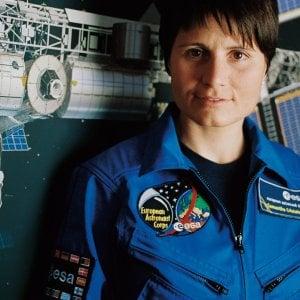 Dal Politecnico di Torino una laurea per Astrosamantha