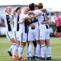 Juventus Women anticipa gli uomini: è campione d'Italia