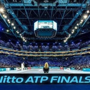 Torino ospiterà dal 2021 Atp finals, il torneo con i migliori 8 giocatori del mondo di tennis