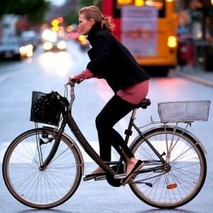 """Con la bici per """"salvare il mondo"""" (e rimettersi in forma)"""