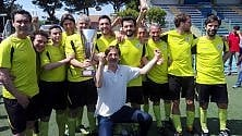 I giudici torinesi vicecampioni  italiani di calcio