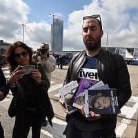 """L'editore di Altaforte: """"Esclusi perché abbiamo pubblicato il libro di Salvini"""""""