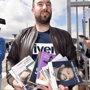 AltaForte non si ferma, domani la casa editrice di CasaPound presenta a Torino il libro intervista a Salvini