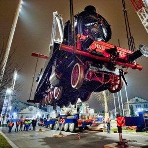 Ogr, la locomotiva di Italia 150 dimenticata: prestata otto anni fa e mai restituita