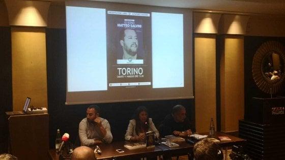 """L'autrice del libro di Altaforte su Salvini: """"Rispetto per vittime Olocausto, ma sono vittima anch'io"""""""