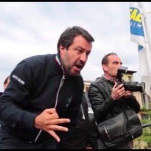 """Torino, una madre: """"Mio figlio malmenato e denunciato  al comizio di Salvini"""""""