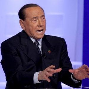 Berlusconi sabato in visita al cantiere Tav di Chiomonte con Cirio